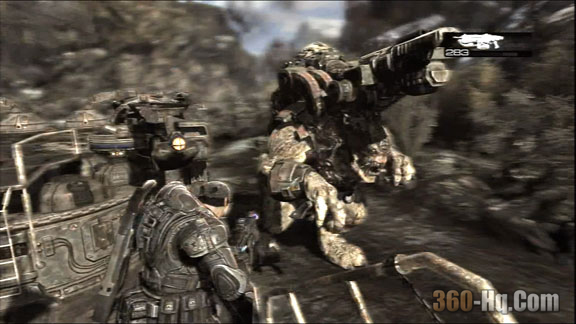 Gears of War 2 Screenshot 4231