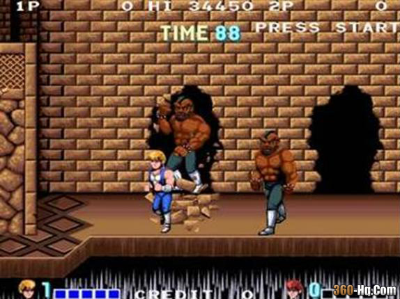 Double Dragon Screenshot 2715