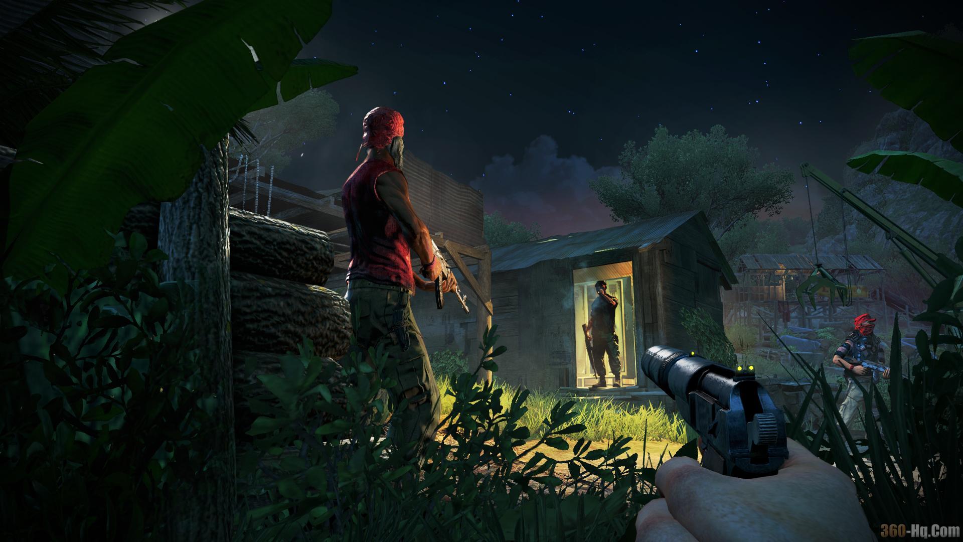 Far cry 3: blood dragon - это дополнение к зубодробительному боевику far cry 3, взгляните на будущее глазами эпохи