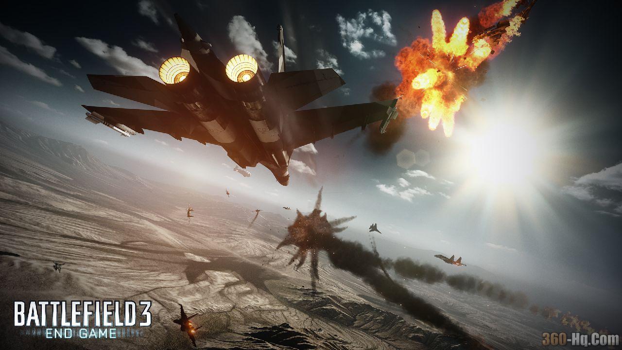 Battlefield 3: End Game Xbox 360 Screenshot 27131