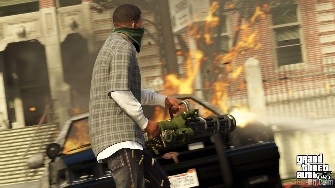 Grand Theft Auto V Screenshot 27562