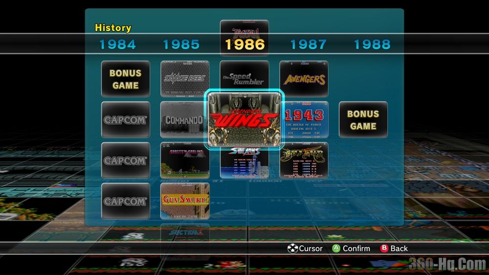 Capcom Arcade Cabinet: All-In-One Pack Screenshot 28104