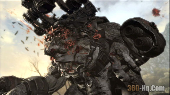 Gears of War 2 Screenshot 4234