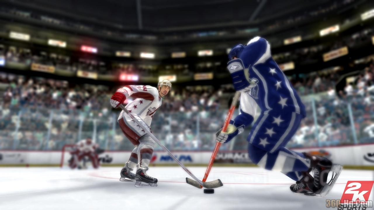 NHL 2K8 Screenshot 9759
