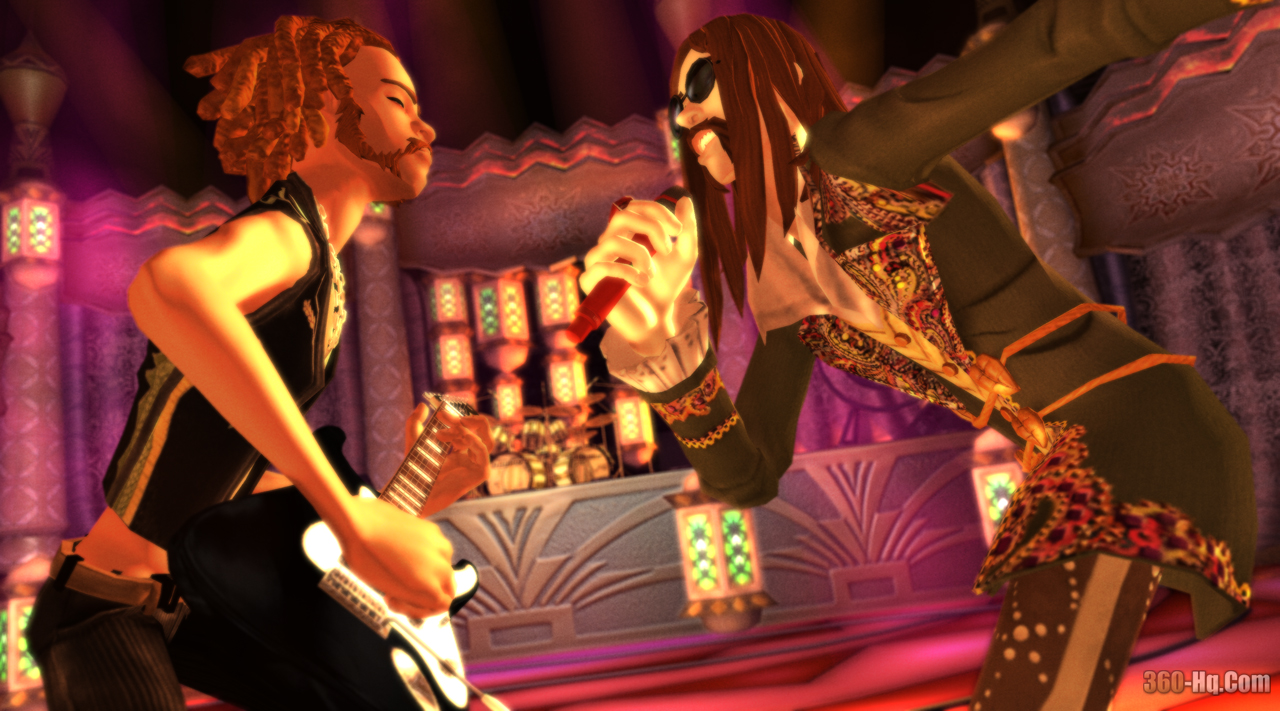 Rock Band 2 Screenshot 4807