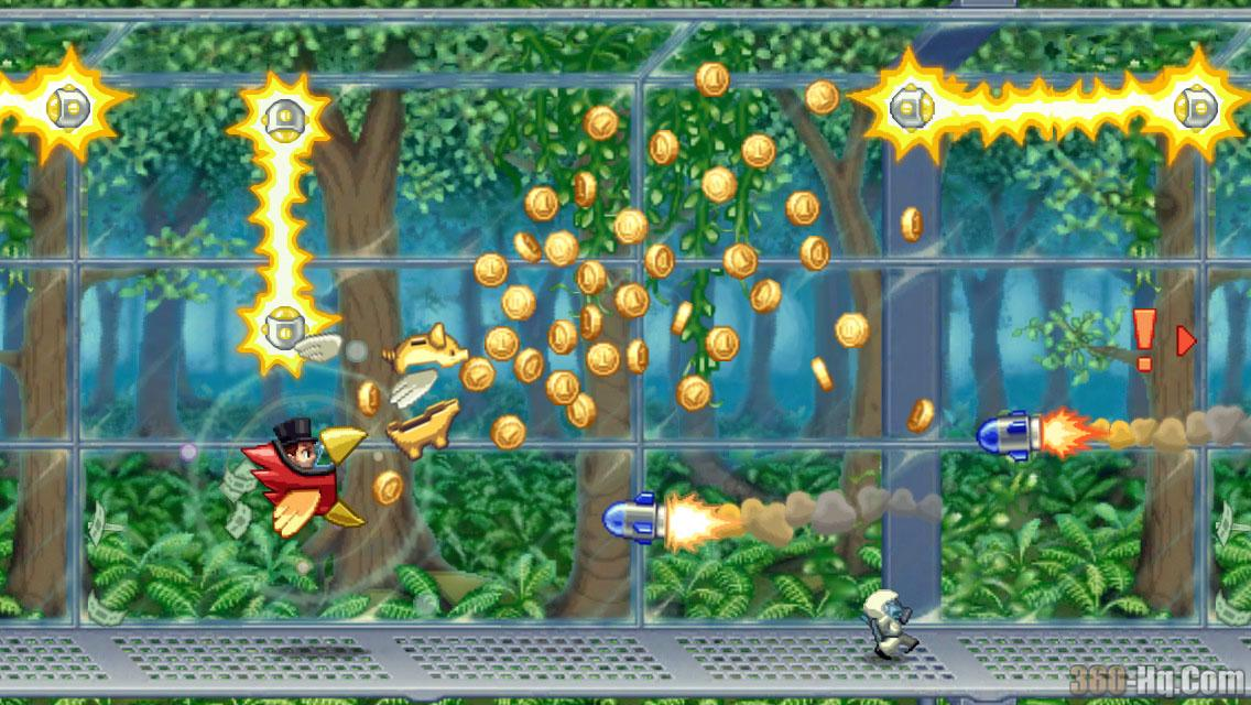 Jetpack Joyride Screenshot 29365