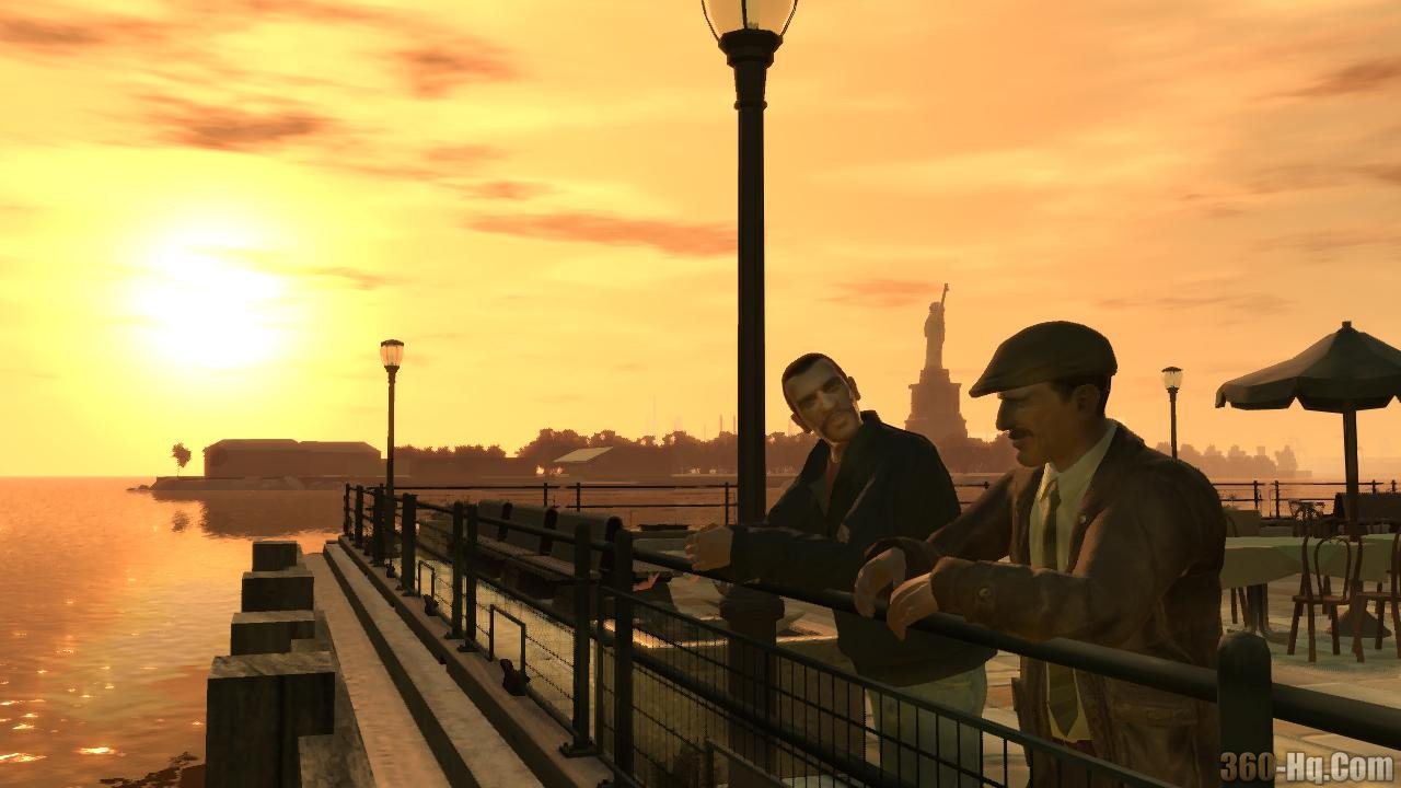 Grand Theft Auto IV Screenshot 3700