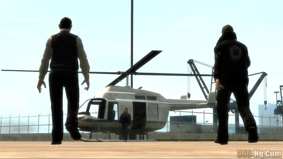 Grand Theft Auto IV Screenshot 3561