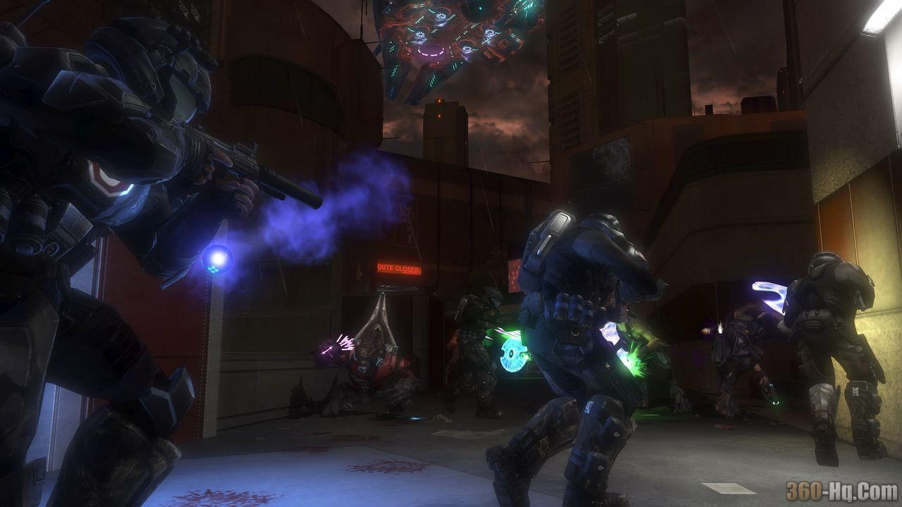 Halo 3: ODST Screenshot 6244