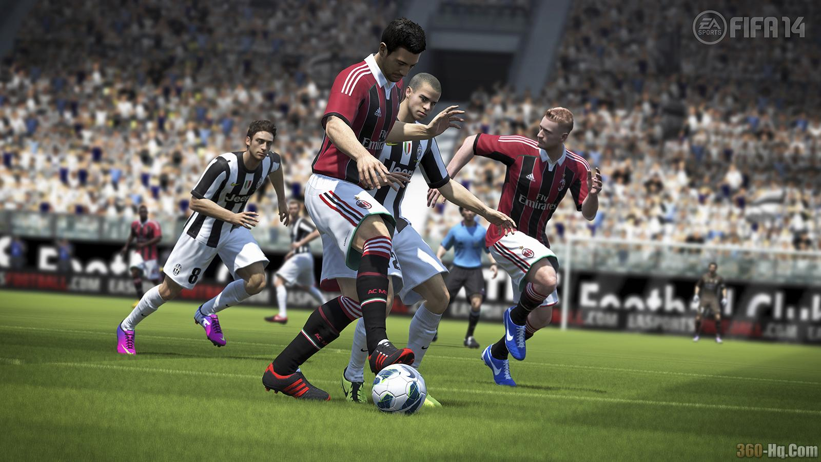 FIFA 14 Screenshot 27730
