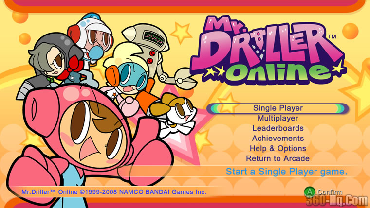 Mr. DRILLER Online Screenshot 3865