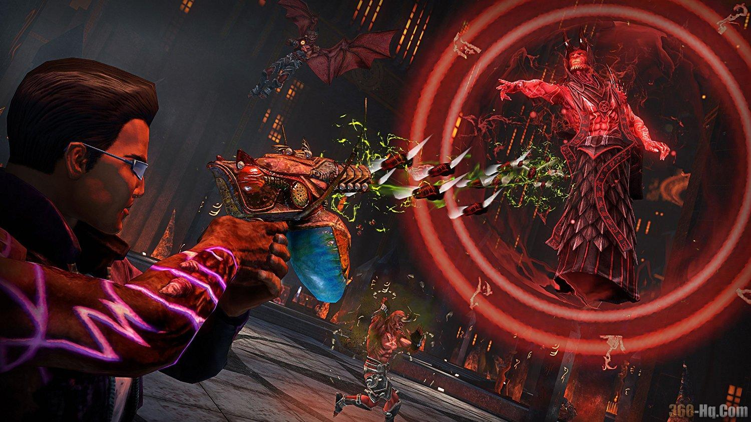 Saints Row: Gat Out of Hell Screenshot 30467