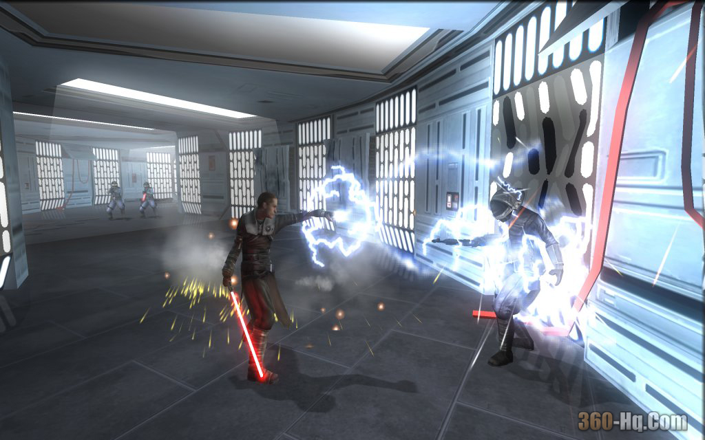 Star Wars: The Force Unleashed Screenshot 4101
