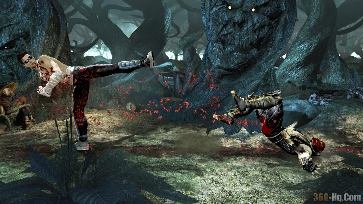 Mortal Kombat 2011 Screenshot 14952