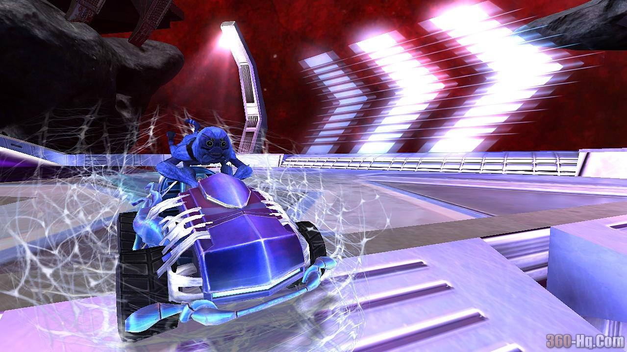 Ben 10: Galactic Racing Screenshot 19526