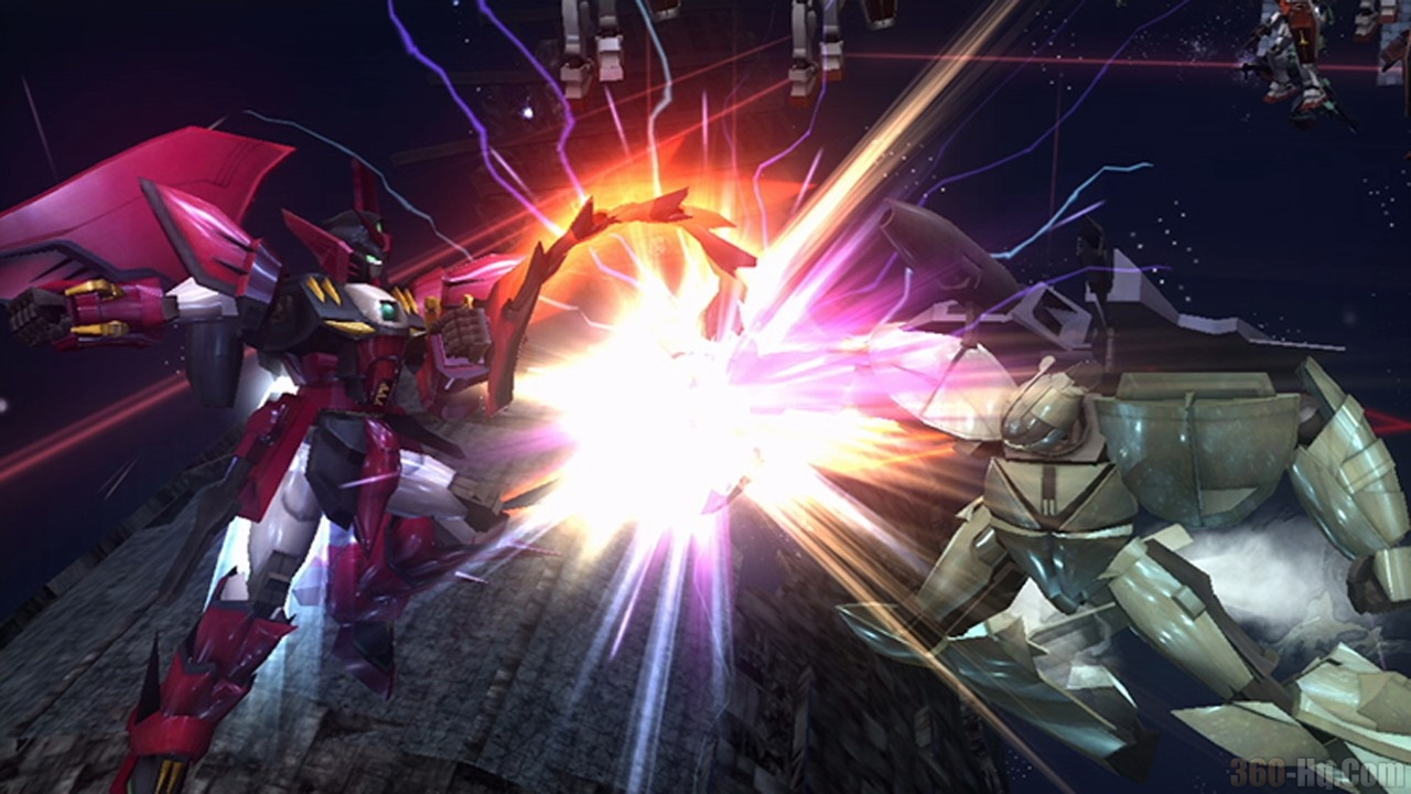 Dynasty Warriors: GUNDAM 2 Screenshot 5547