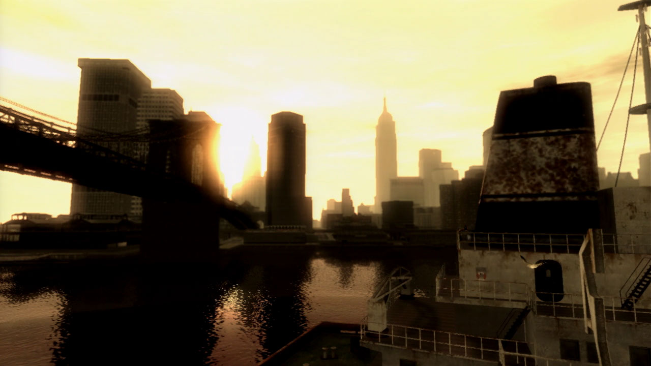 Grand Theft Auto IV Screenshot 2439