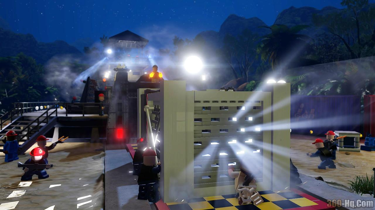 LEGO Jurassic World Screenshot 30672