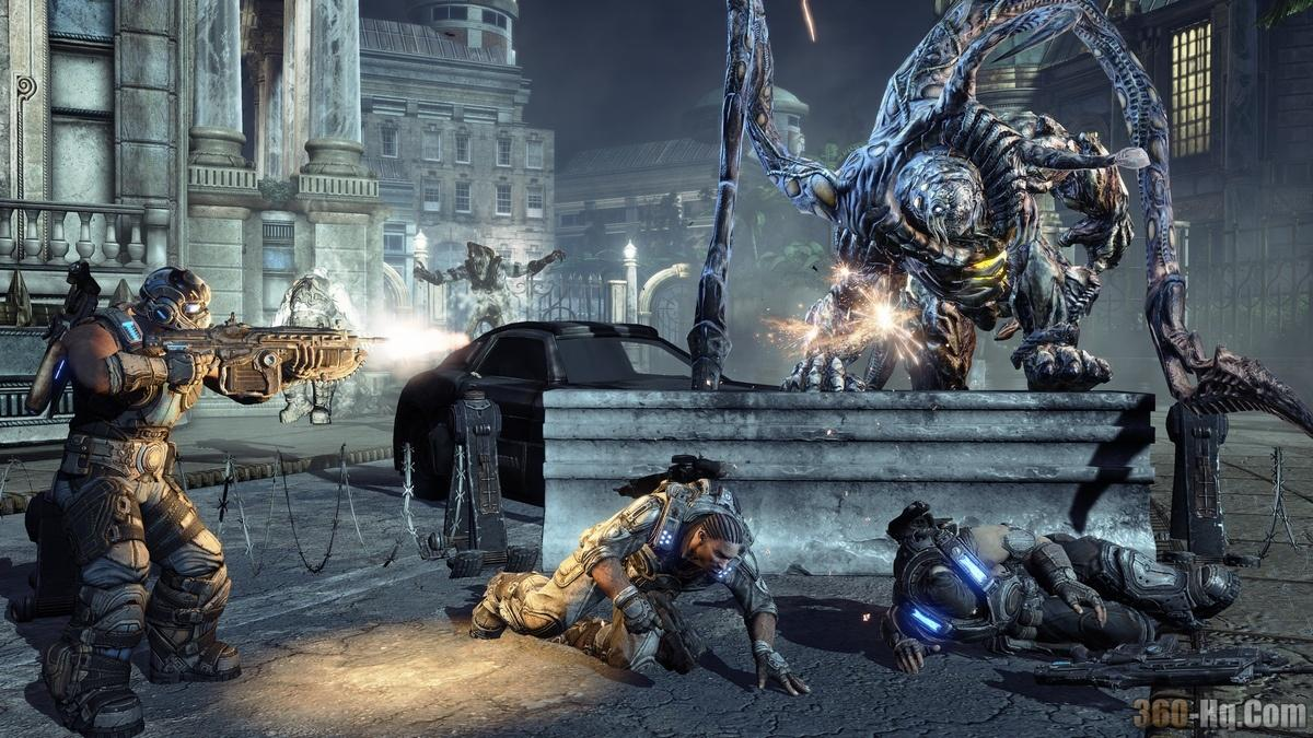 Gears of War 3 Screenshot 19220