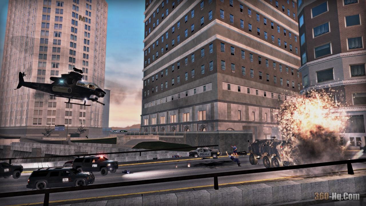 Saints Row 2 Screenshot 4462