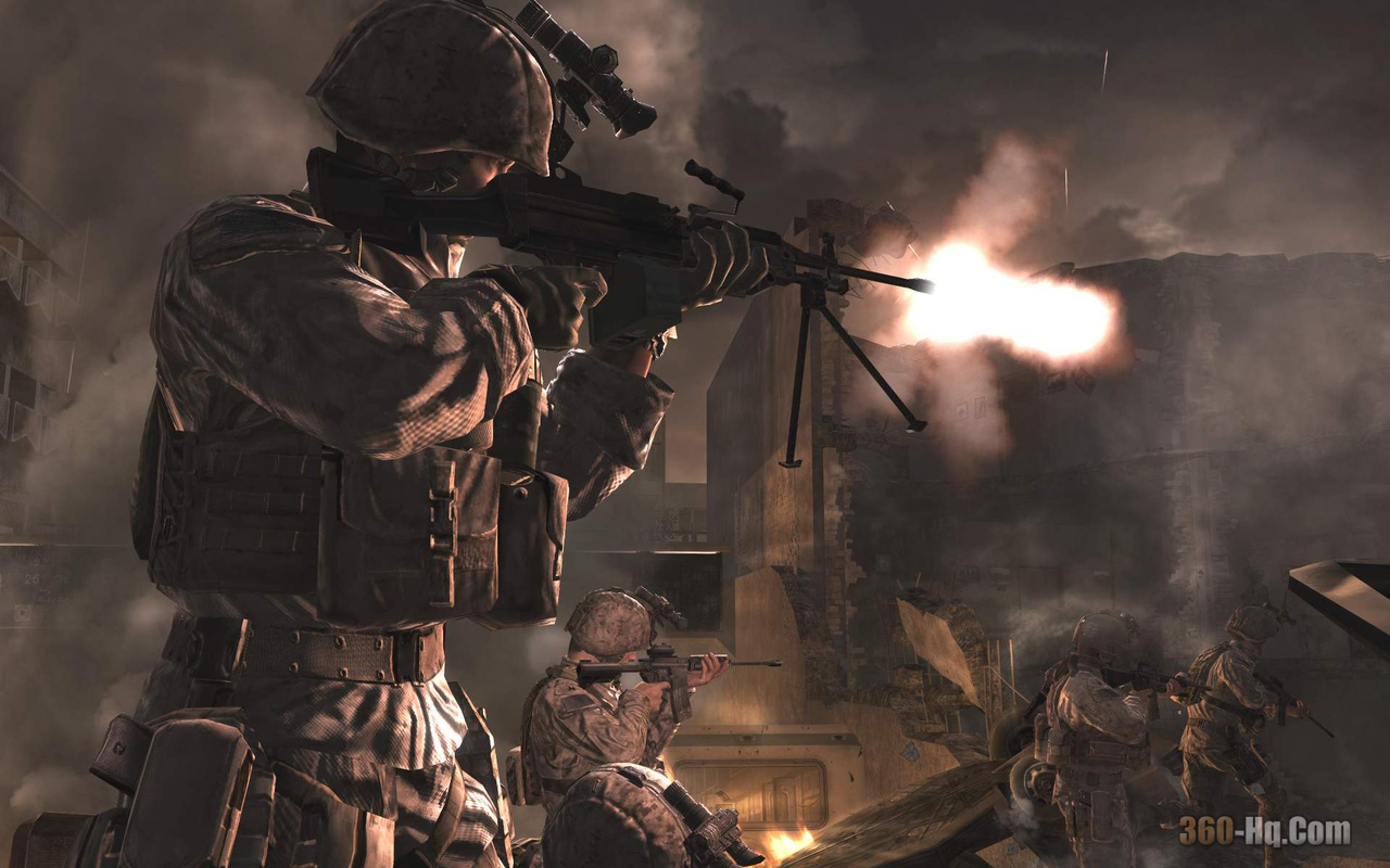Call of Duty 4 Screenshot 3934