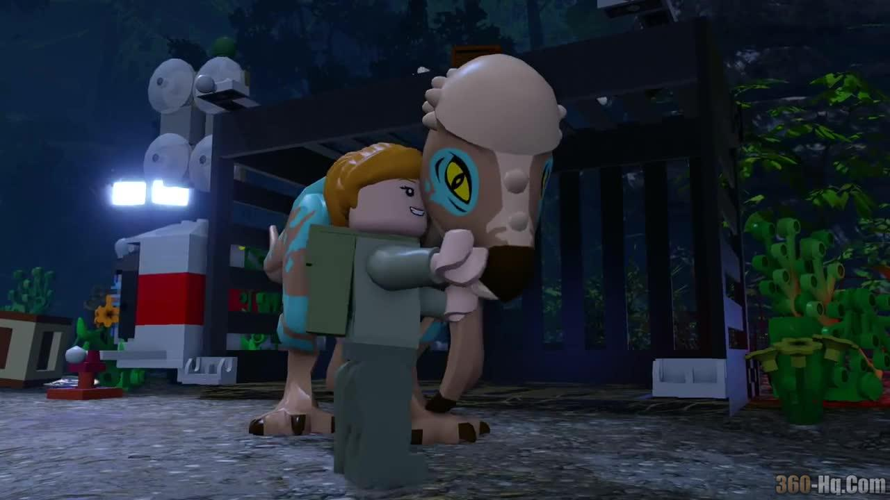 LEGO Jurassic World Screenshot 30670