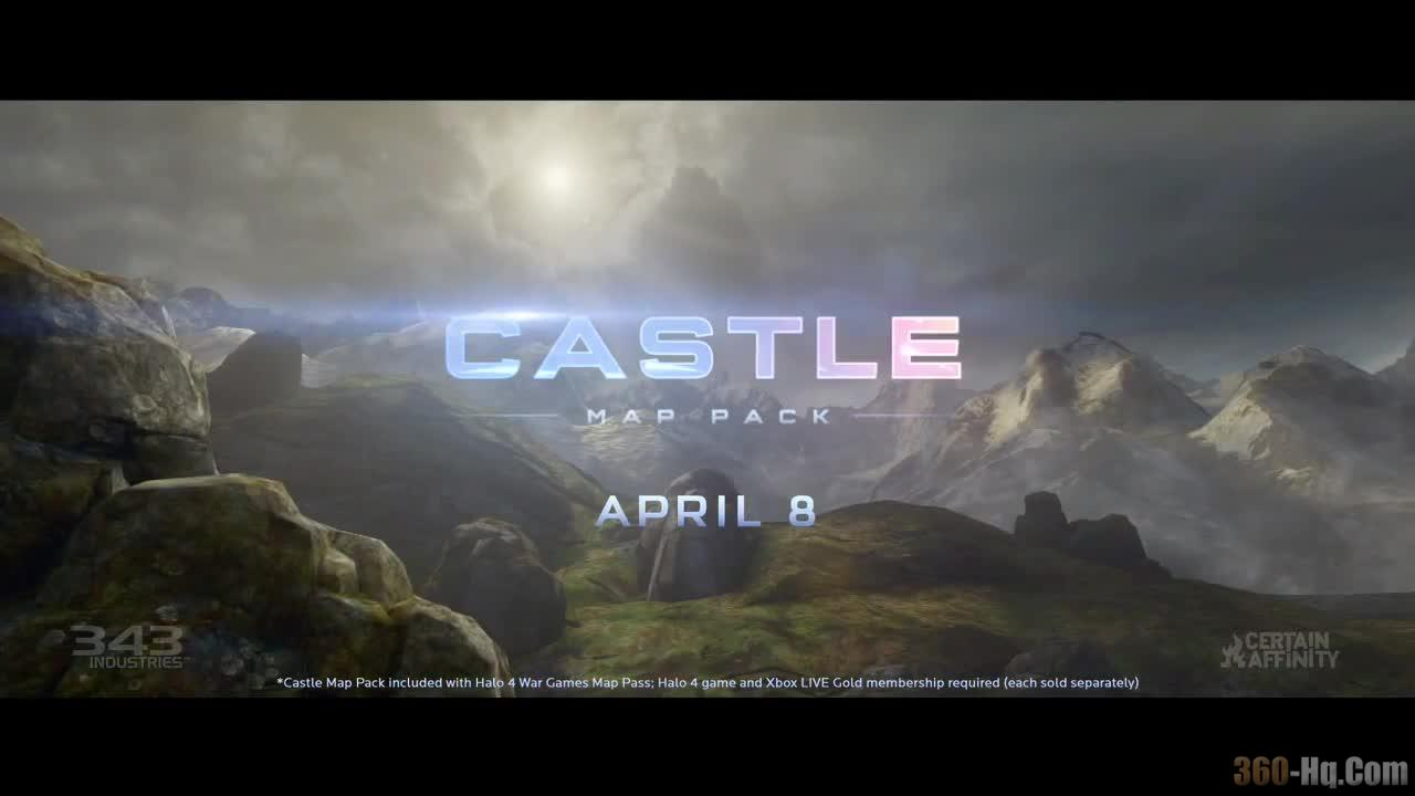 Halo 4: Castle Map Pack Screenshot 27335