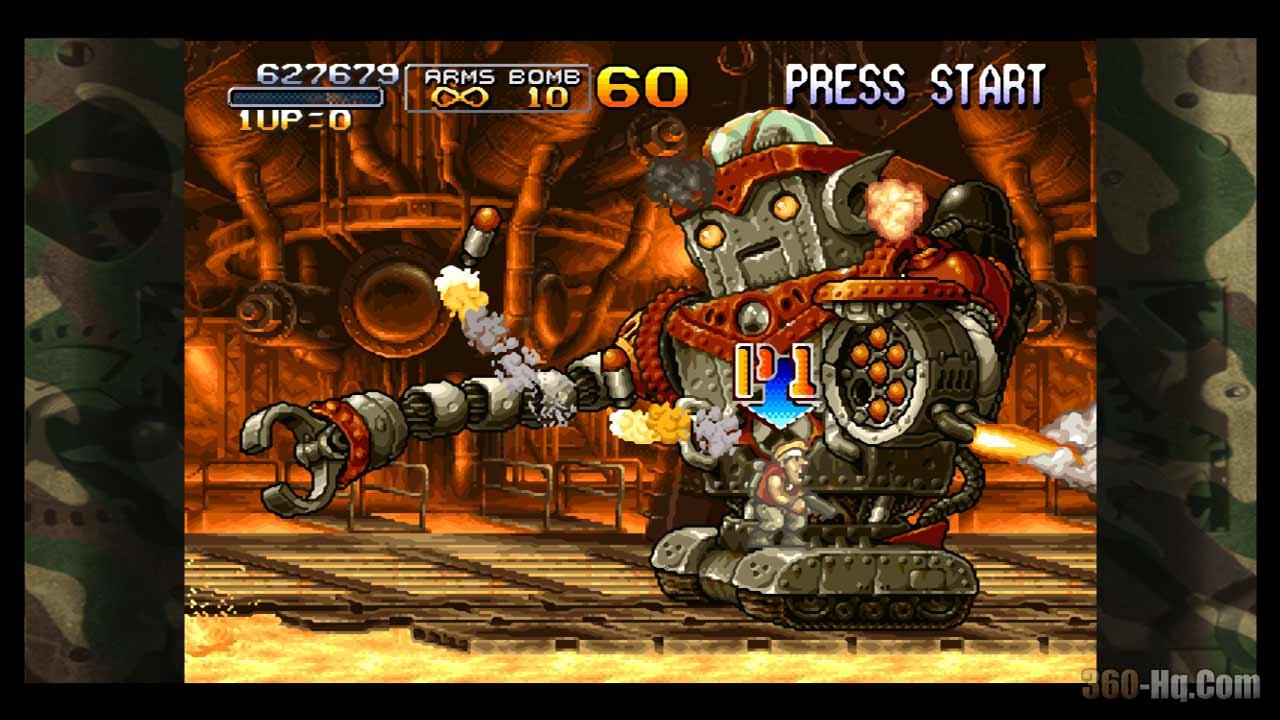 Arcade Download Metal Slug 3 Android