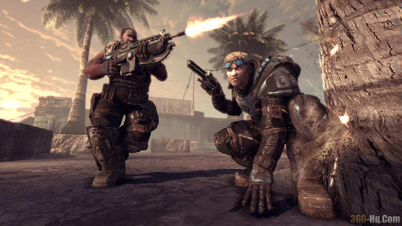 Gears of War 2 Screenshot 6527