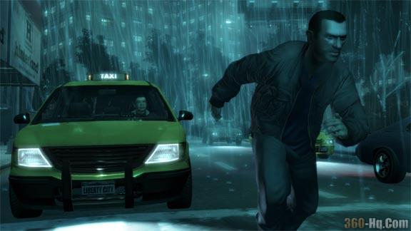 Grand Theft Auto IV Screenshot 3558
