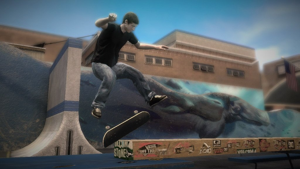 Tony Hawk Project 8 Screenshot 769