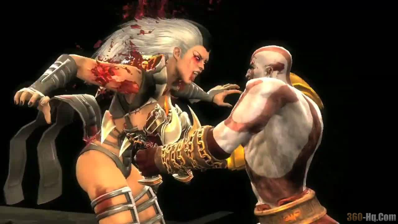 Mortal Kombat 2011 Screenshot 16438