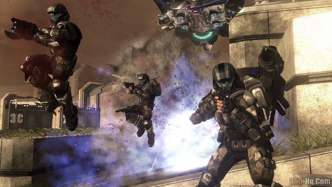 Halo 3: ODST Screenshot 6249