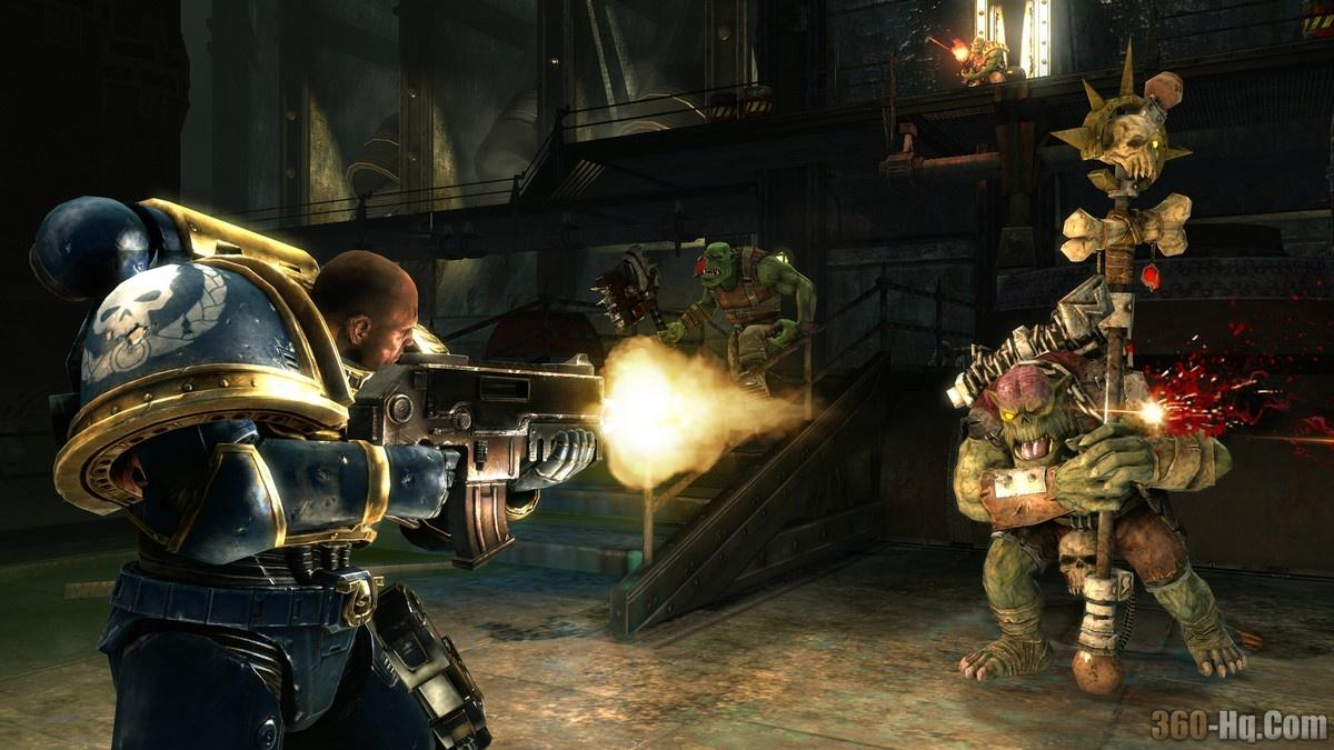 Warhammer 40,000: Space Marine Screenshot 12511