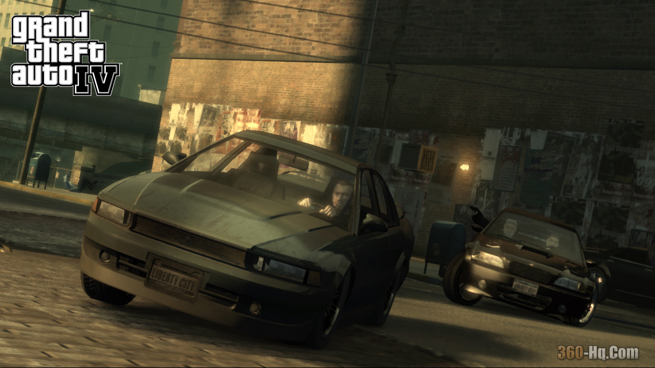 Grand Theft Auto IV Screenshot 4084
