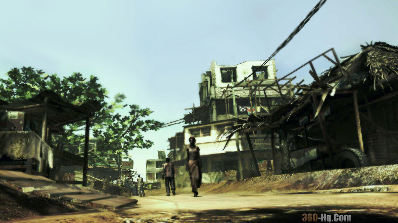 Resident Evil 5 Screenshot 4618