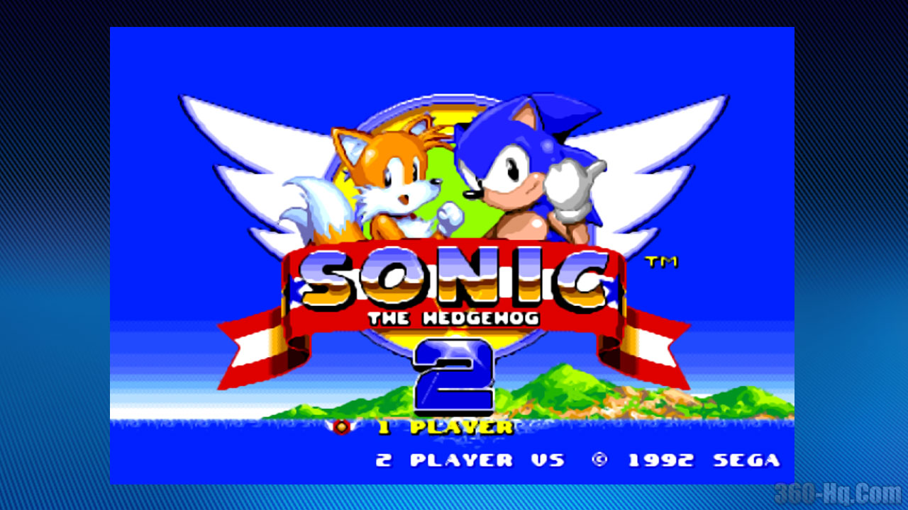 Sonic the Hedgehog 2 Screenshot 3188