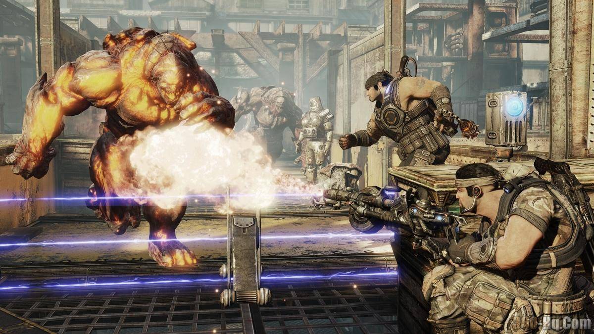 Gears of War 3 Screenshot 19218