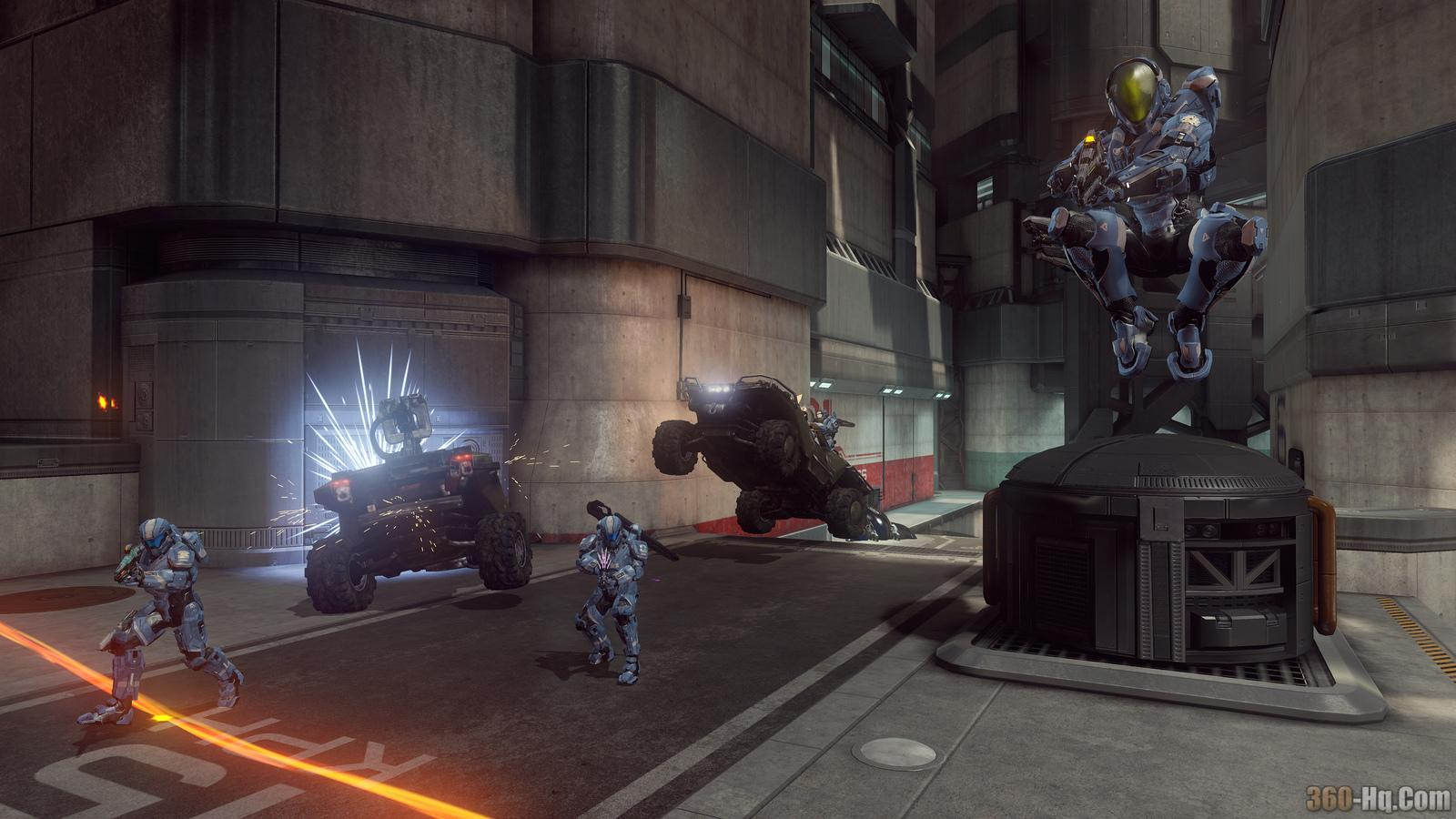 Halo 4: Castle Map Pack Screenshot 27339
