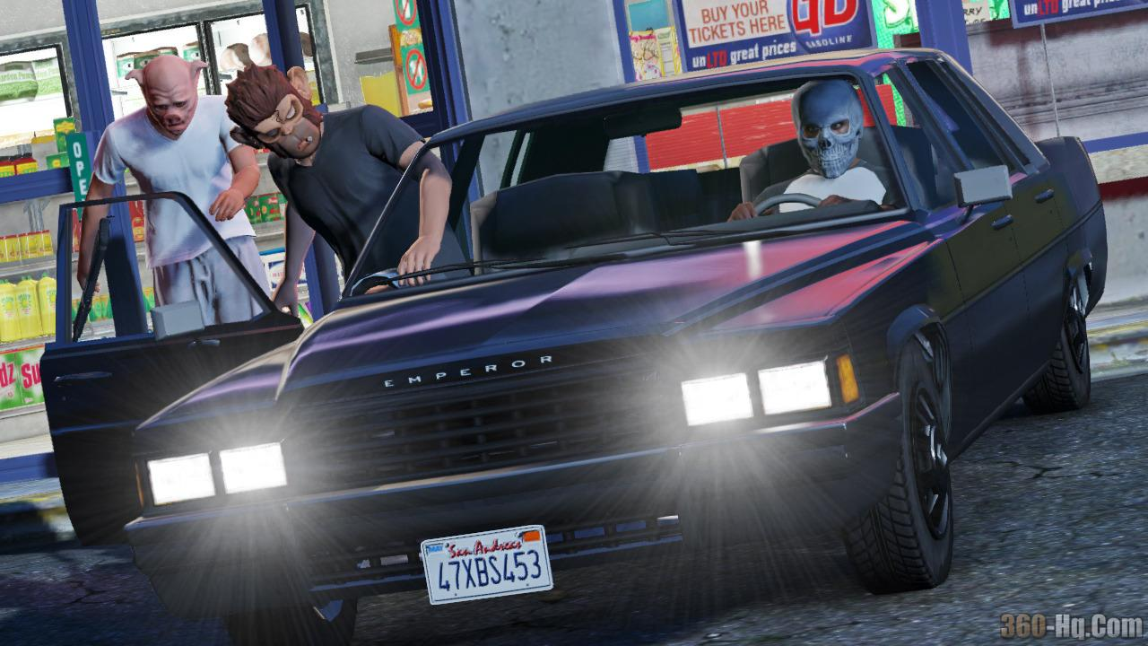 Grand Theft Auto V Screenshot 28936