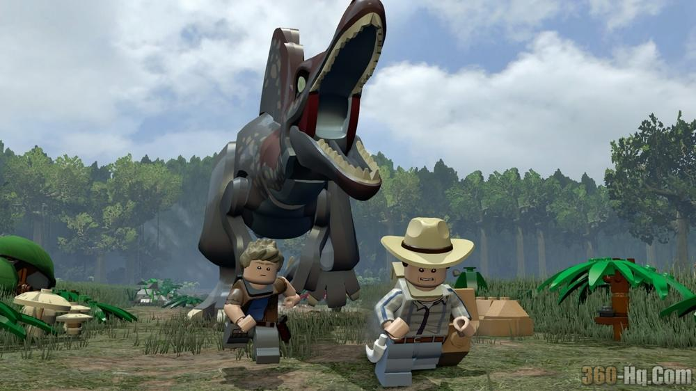LEGO Jurassic World Screenshot 31076