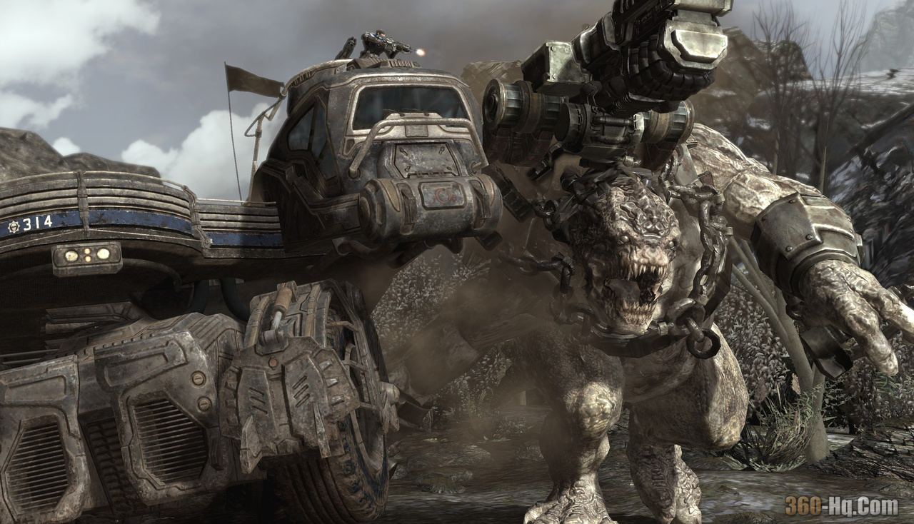 Gears of War 2 Screenshot 4226