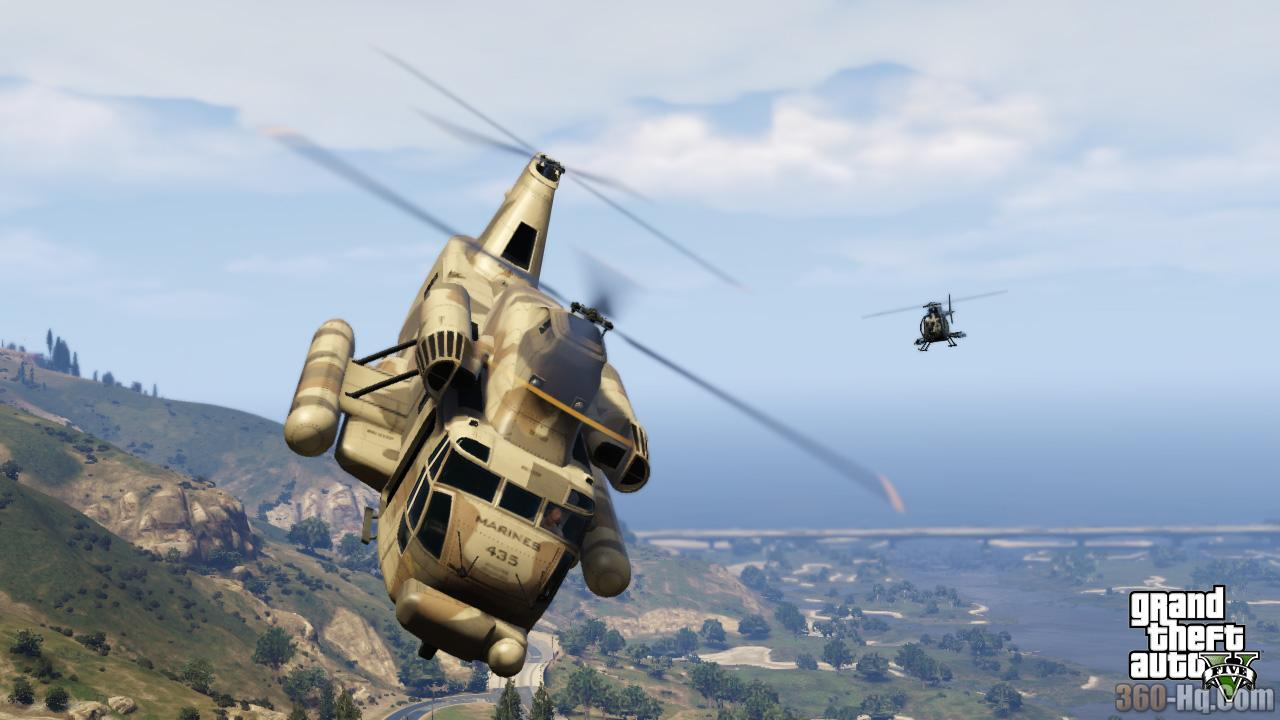 Grand Theft Auto V Screenshot 28753
