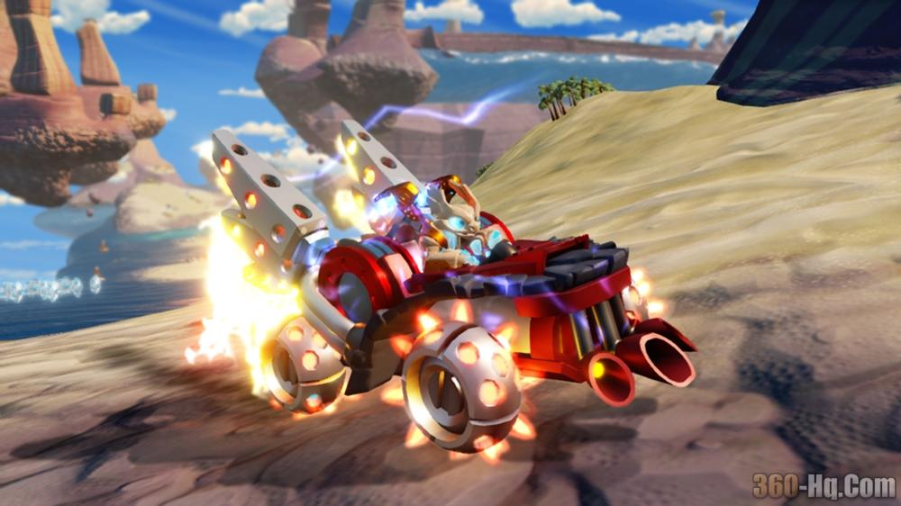 Skylanders: SuperChargers Screenshot 30783