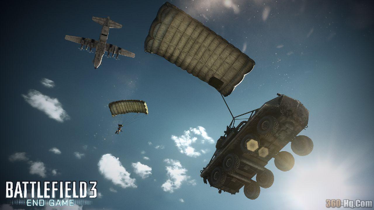 Battlefield 3: End Game Xbox 360 Screenshot 27128