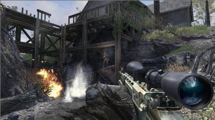Call of Duty: Modern Warfare Xbox 360 Screenshot 3738