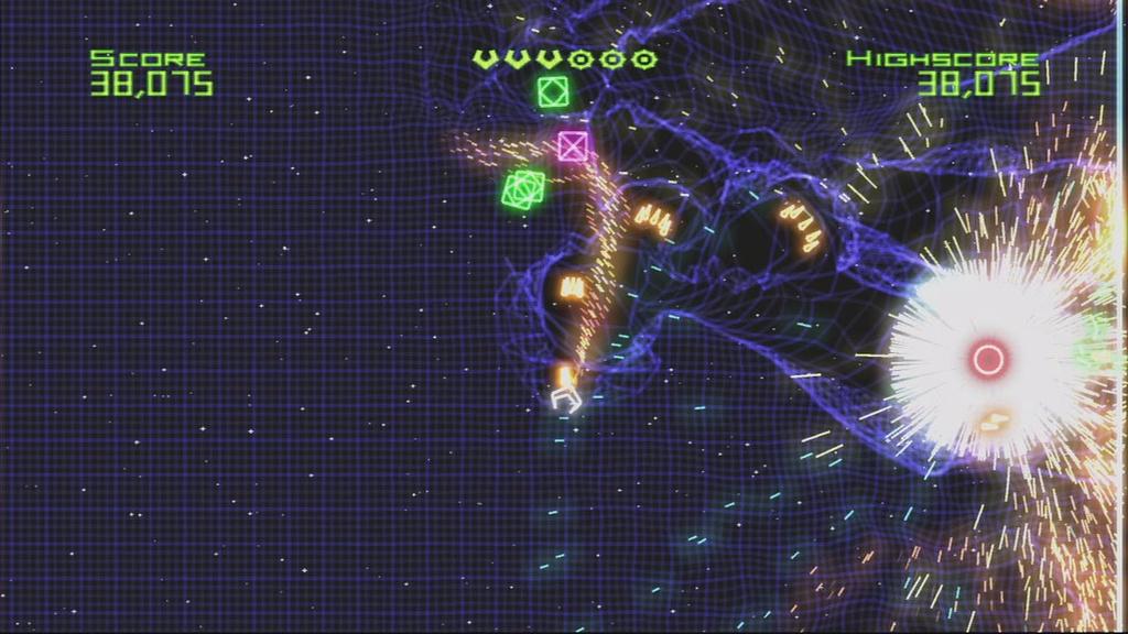 Geometry Wars Evolved Screenshot 530