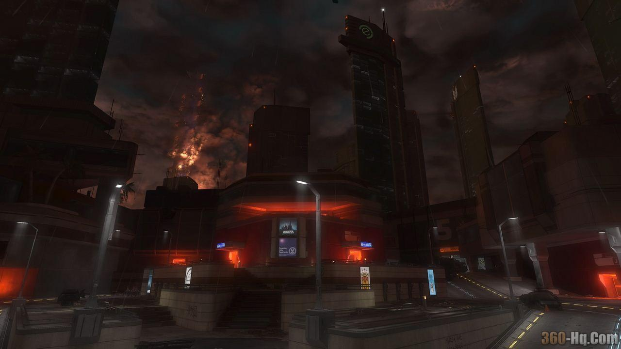 Halo 3: ODST Screenshot 6251