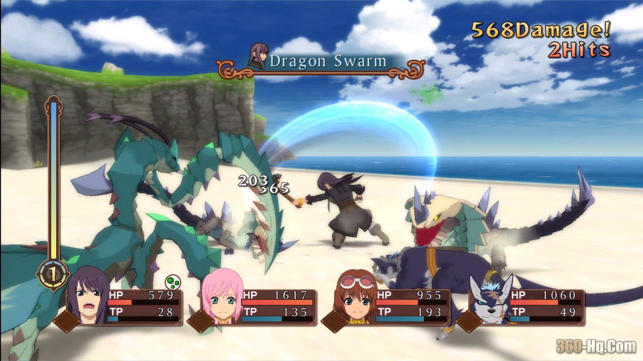 Tales of Vesperia Screenshot 4956
