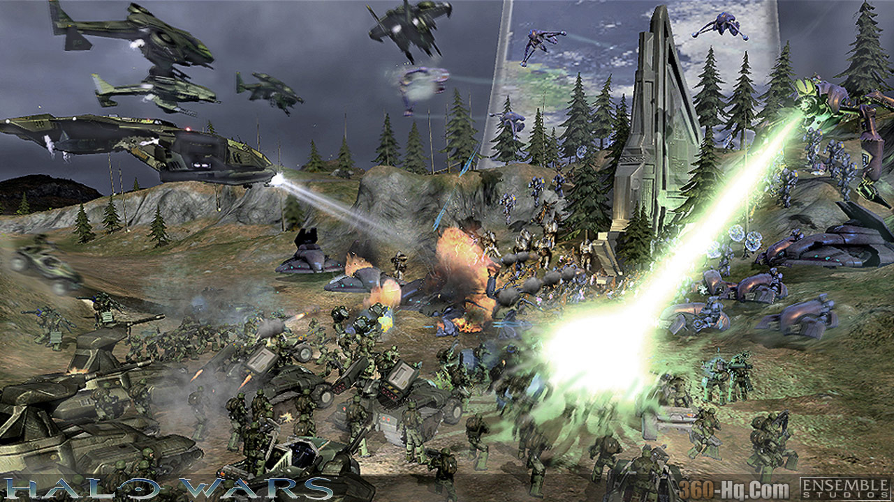 Halo Wars Screenshot 4323